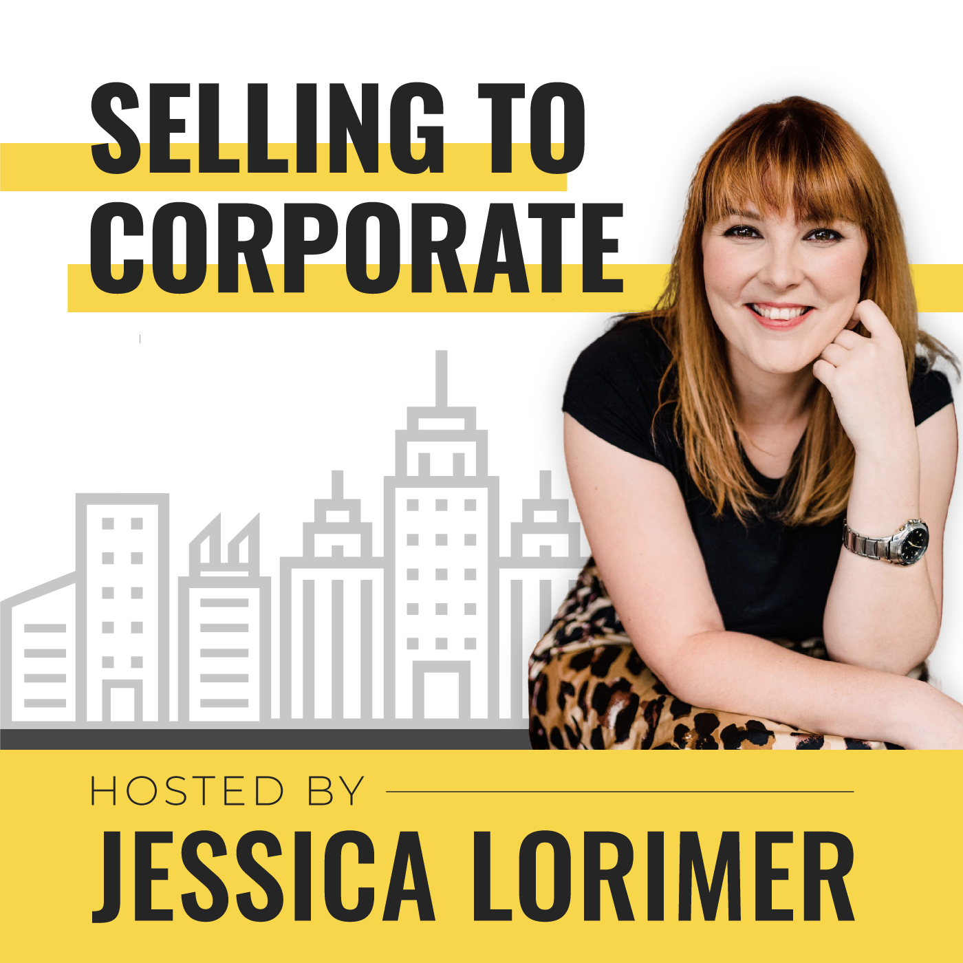 The Selling To Corporate Podcast